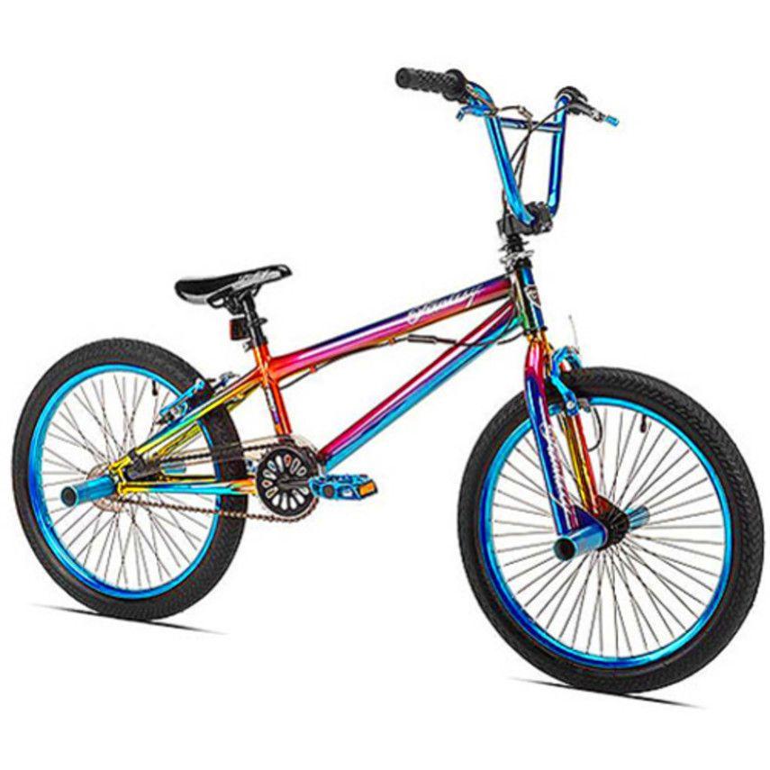 20 Kent Fantasy Bmx Pro Bike Freestyle Boys Girls Bicycle Steel