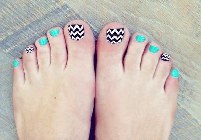 Pin By Erin Silva On Hairstyles Makeup Cute Toe Nails