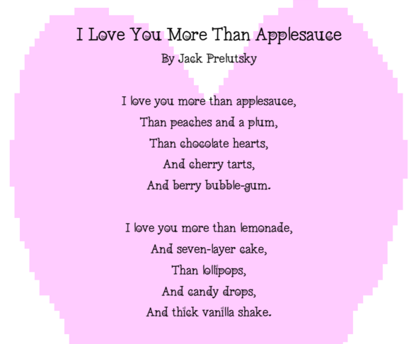 I Love You More Than Poems: Valentines-day-kids-poems-and-songs-I-love-you-more-than