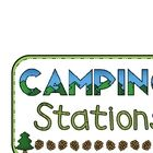 This work station kit has clever names for each work station with a camping/hiking/outdoors theme. There are work board cards, station signs, and p...