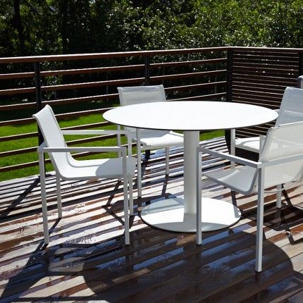 skiff outdoor stacking chair southie cafe tables outdoor cafe rh pinterest com