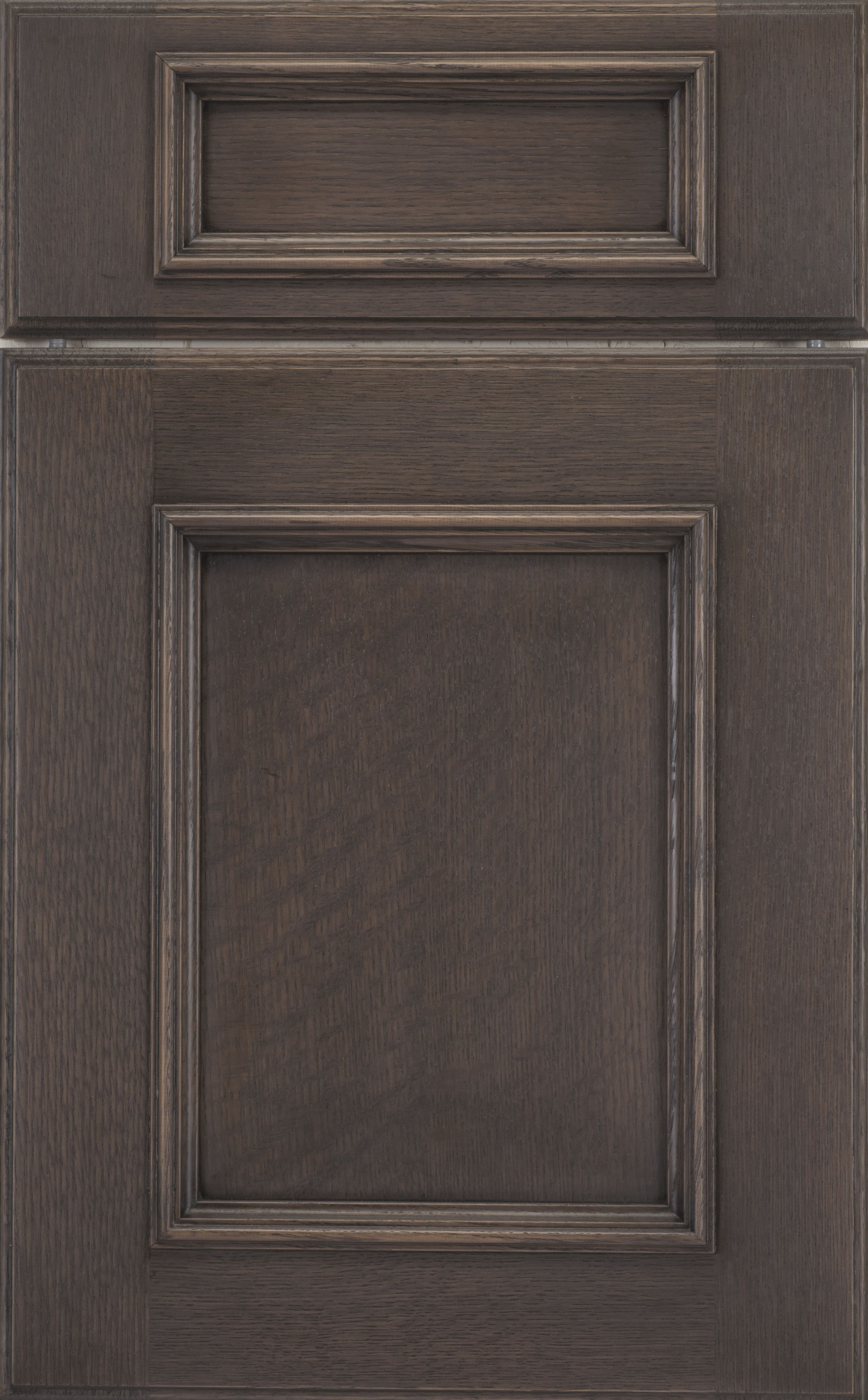 Deer Park Recessed Door Style By Woodmode Shown In Matte