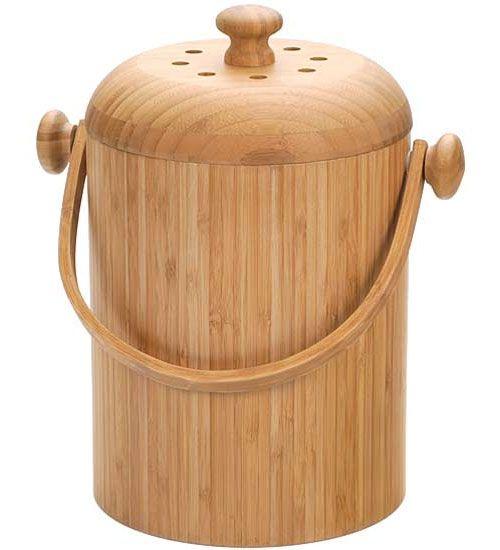 bamboo crock