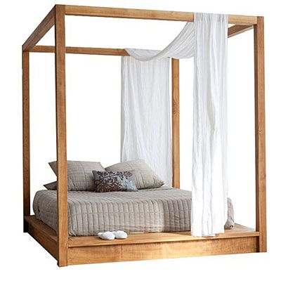 Unique Bed Frames Canopy Bed Frame Modern Canopy Bed Wood Canopy Bed