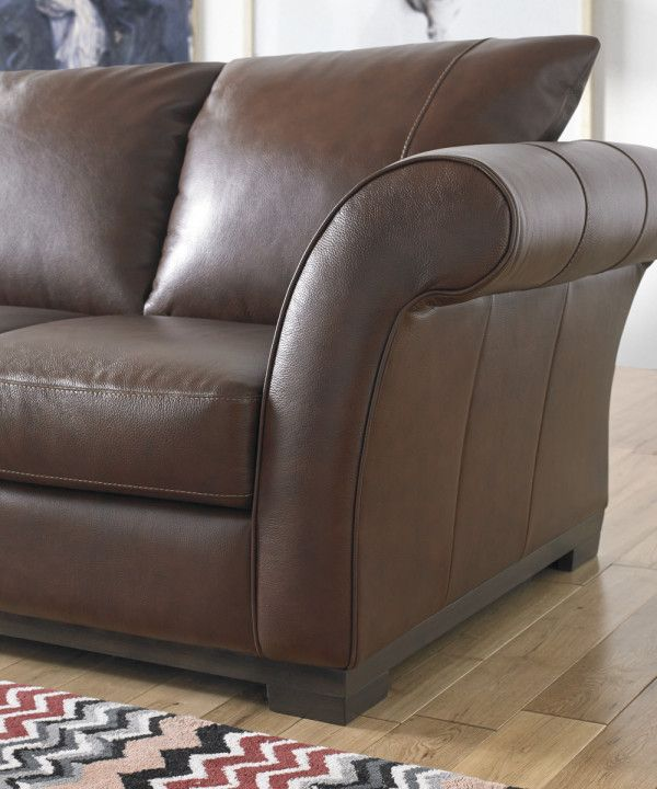 Leather Sofas At Dfs: Carmelo Leather Sofa Range