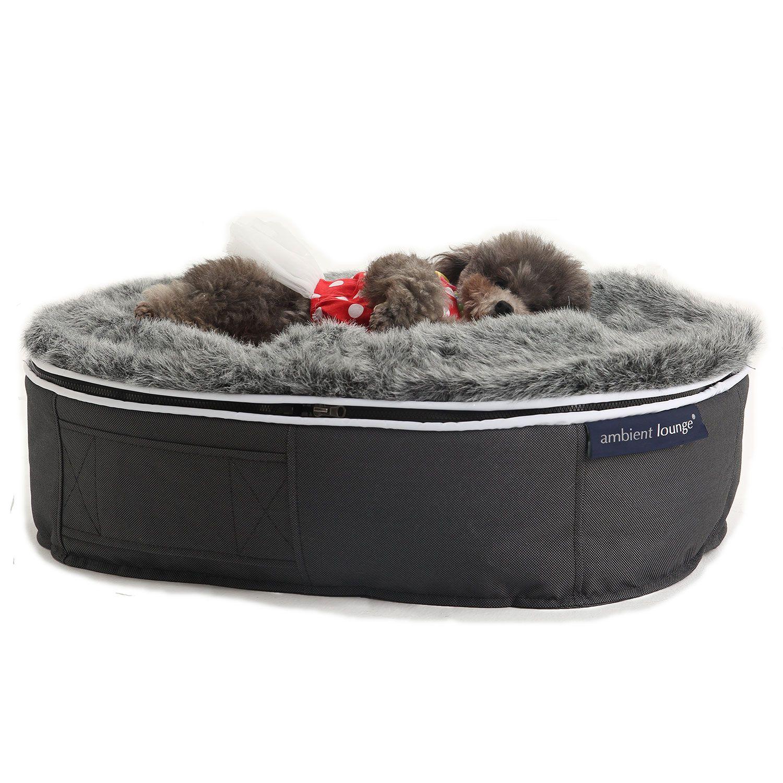 Small Luxury indoor/outdoor Pet Bed Bean bag dog bed