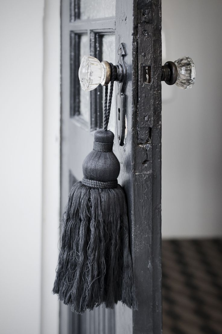Again With This Door Tassel.