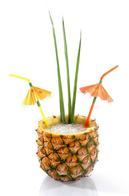 pineapple tropical drinks - Google Search