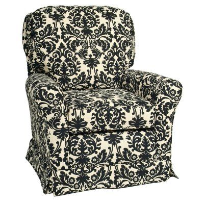 Little Castle Cottage SS Glider with Optional Ottoman - 21ADG- $649.98