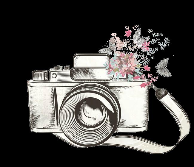 Pin by Yasmine Mostafa on Tattoo Camera art, Flower