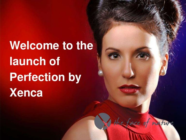 xenca-perfection-makeup-launch by David Butler via Slideshare