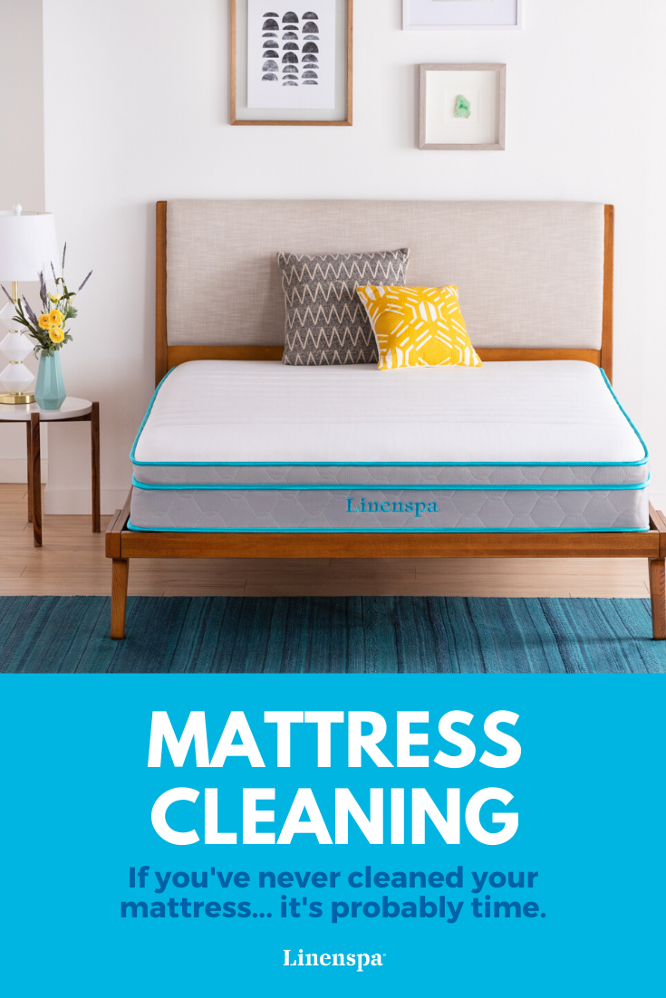 Mattress Cleaning. How to clean a mattress. How to get