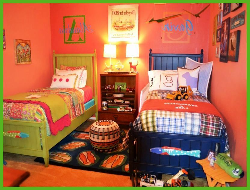 Boy And Girl Shared Bedroom Ideas | Childrenu0027s Room | Pinterest .