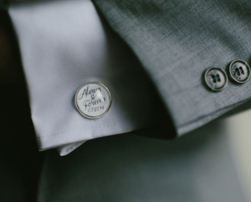 Always & Forever. It's all in the details.  See more here: http://keestoneevents.com/portfolio/keenan-richard/