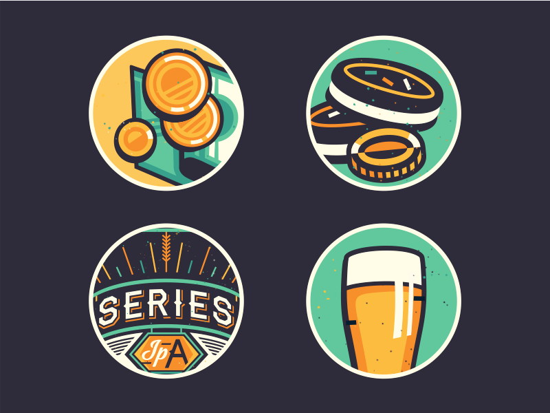 Beer/ Money/Cookie [details from a recent project]