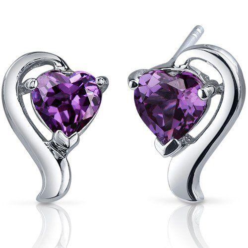 Revoni Cupids Harmony 2 00 Carats Alexandrite Heart Shape