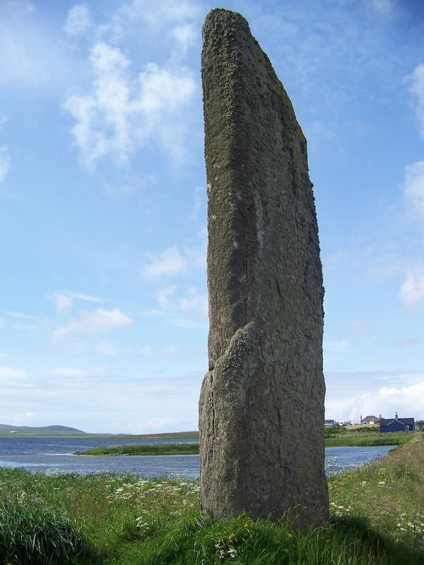 Visit Orkney's Ancient Standing Stones of Stenness