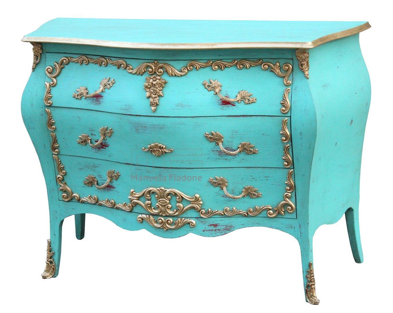 Mobili Pitturati ~ Http: www.riusodecor.com mobili dipinti eccessi successi e favole