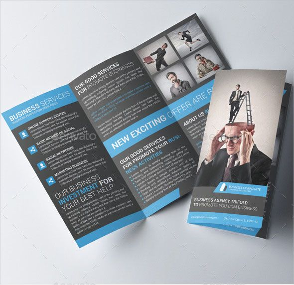 100 Free Best Business Brochure Design Templates Business