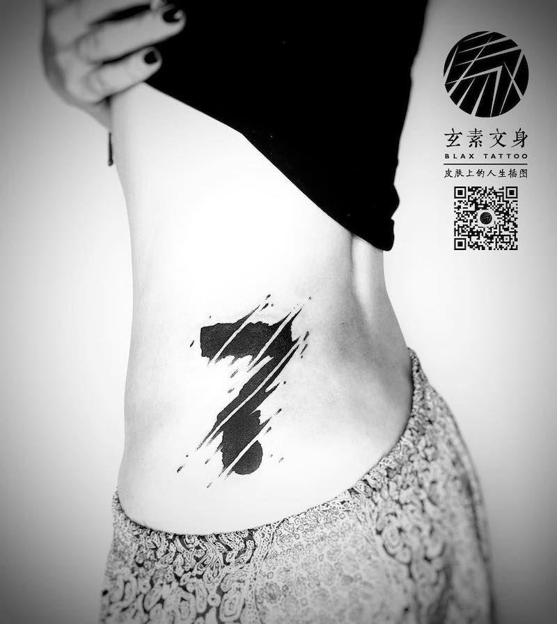 The Very Best Lucky Tattoos Tattoo Insider Lucky Tattoo 7 Tattoo Tattoos