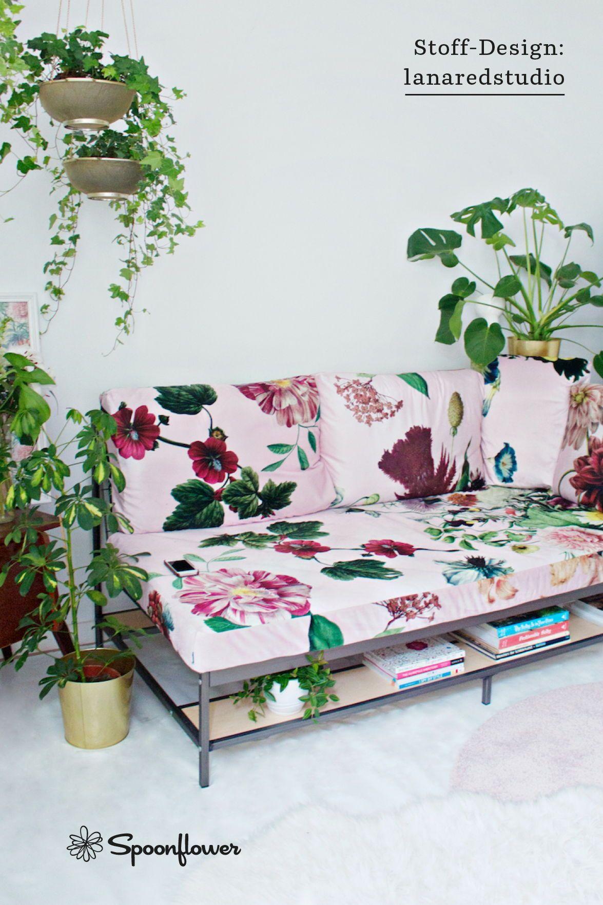 Farbenfrohe Stoffe Digital Gedruckt Von Spoonflower Decor Home Decor Home