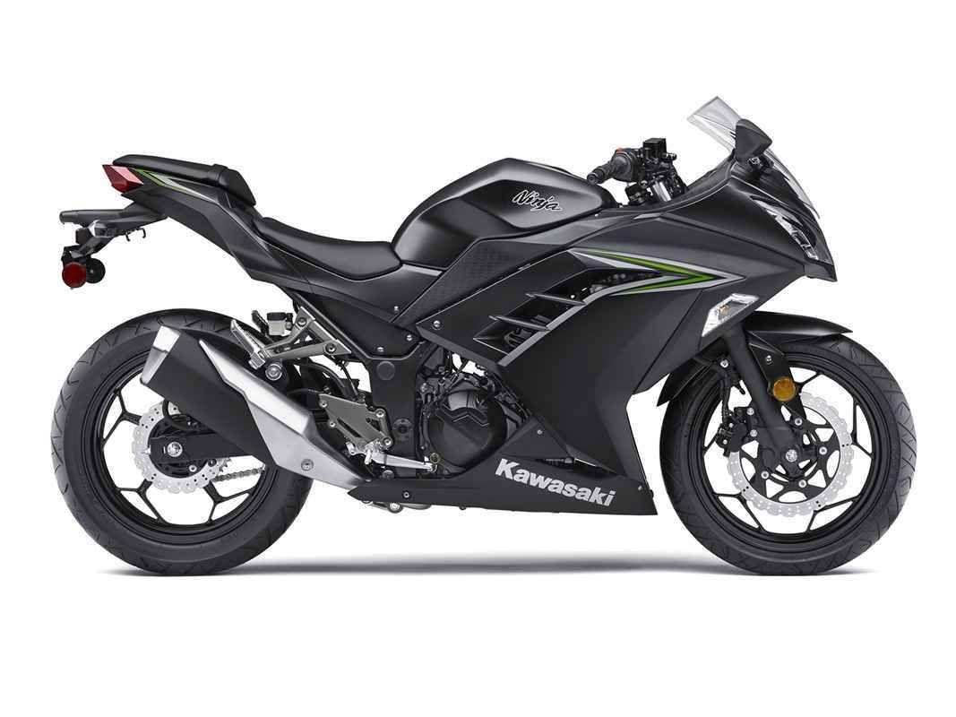 2016 Kawasaki Ninja 300 Abs Black Kawasaki Ninja 300