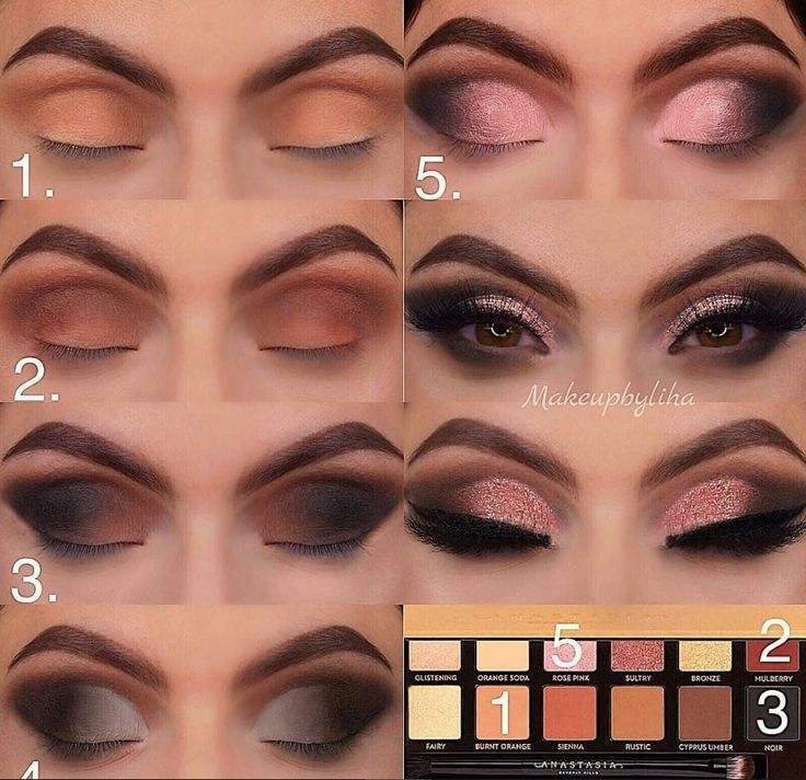 Photo of 60 Simple Eye Makeup Tutorial for Beginners Step by Step Ideas (Au …