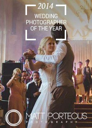 Wedding Photographer Of The Year - Meet Our Photographer Matt Porteous