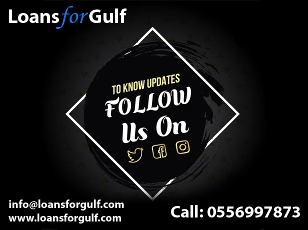 To Know Updates About Loans And Credit Cards Follow Us On Facebook Twitter And Instagram Loanforgulf Get Easy Loan Through Us Wha Loan Easy Loans Dubai