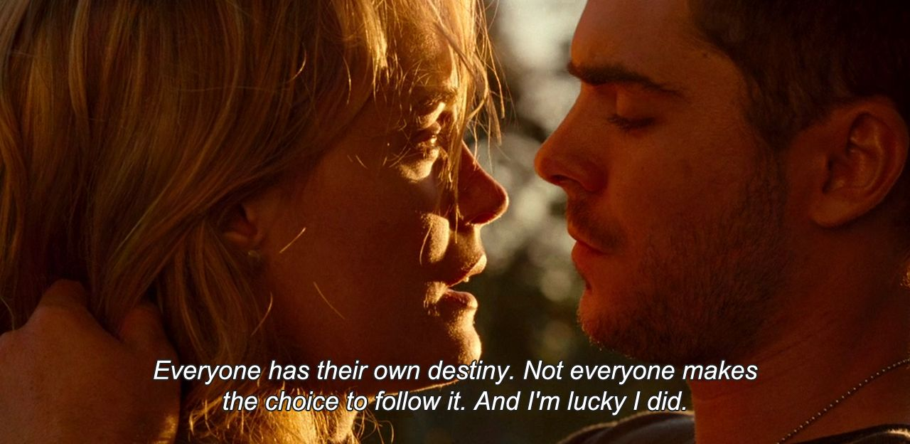 Best Quotes From The Lucky One That All Fans Understand