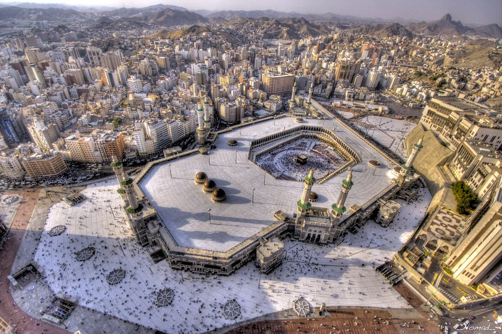 Https Flic Kr P Raut4 Mekkah S Great Mosque Hdri I Took This One From The 27th Floor Of An Unfinished Tower It Took Me An H Mekkah Mecca Mosque