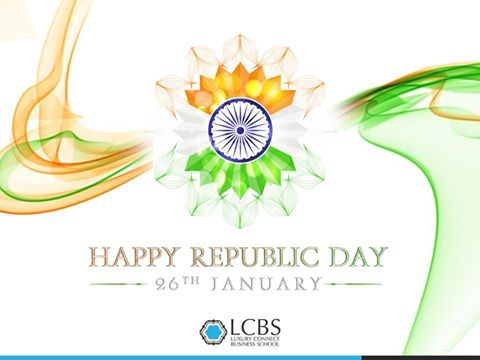 Be the change you want to see in the world and feel proud to be an Indian! Happy Republic Day!  #Happy #Republic_Day