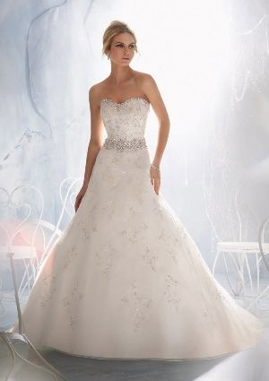 MORI LEE Bridal, Fall 2013 Collection | Style 1966
