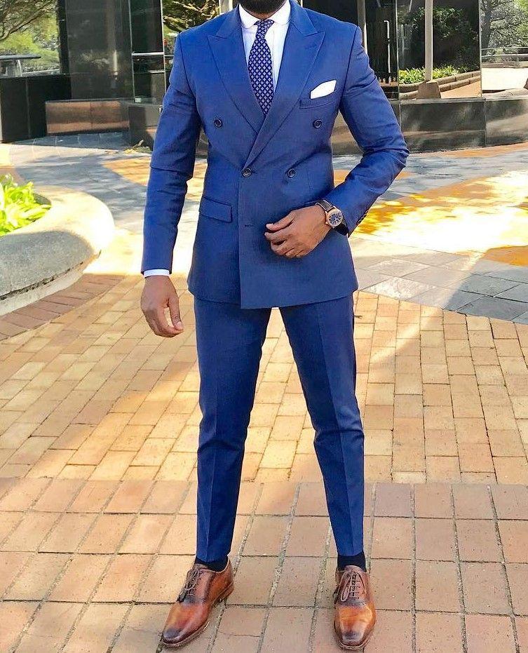 Dressing like a true gentleman suit fashion stylish men