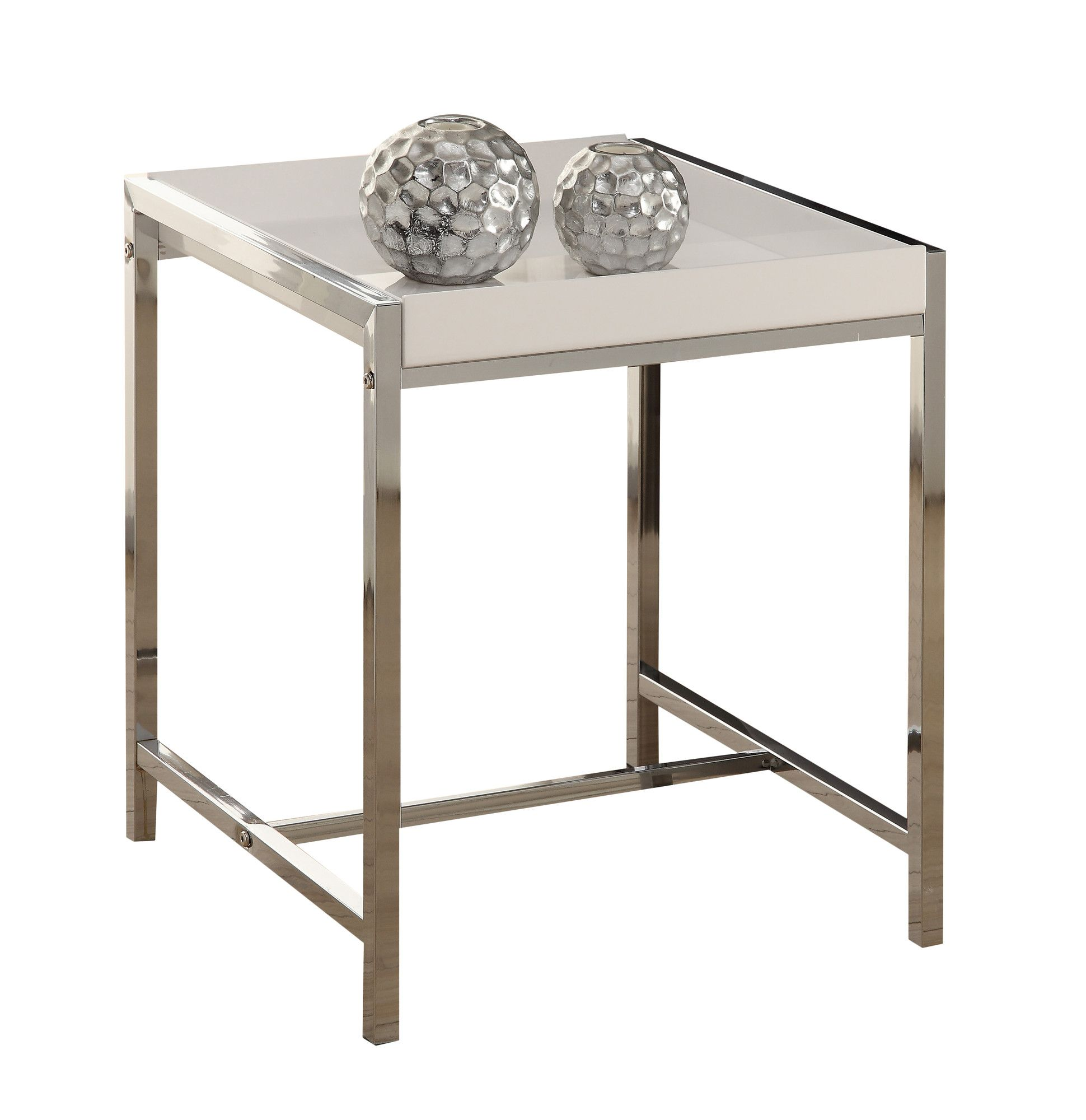 Monarch Specialties Inc Casey End Table I & Reviews