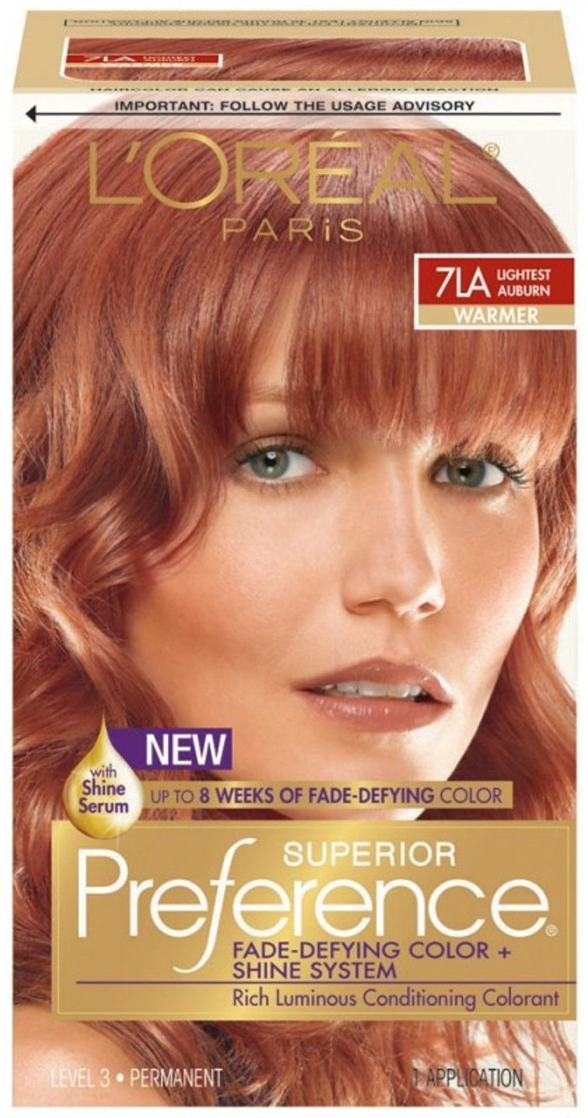 Loreal Hair Color Upload Picture