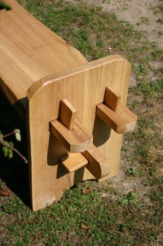 mittelalter holzbank l rche nice ideas wood pinterest holz holzbank und b nke. Black Bedroom Furniture Sets. Home Design Ideas
