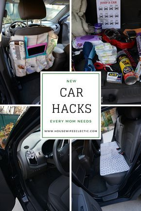 Car Hacks Every Mom Needs - Housewife Eclectic