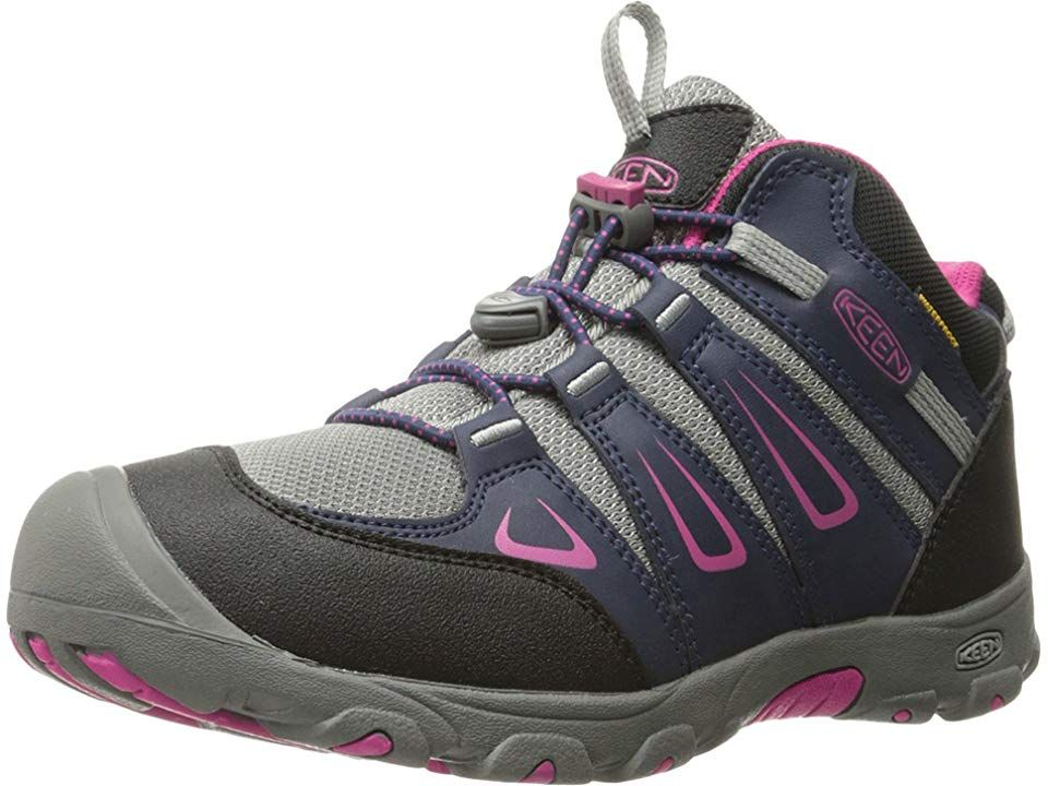8bbf11cfaec Keen Kids Oakridge Mid WP (Little Kid/Big Kid) Girls Shoes Dress ...