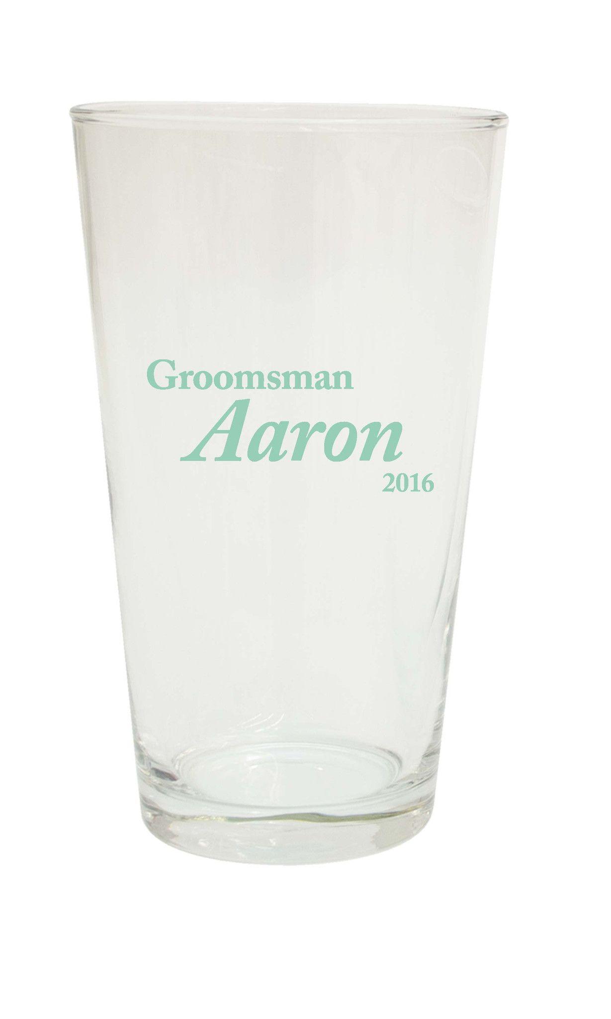 Groomsman Pint, wedding gifts, personalized wedding gifts, groomsman gifts, personalized wedding glass, wedding glass,