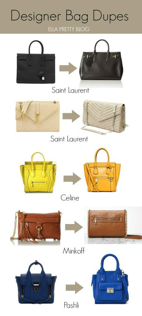 455a0bf54b3f Designer Bag Dupes - Celine Luggage Tote