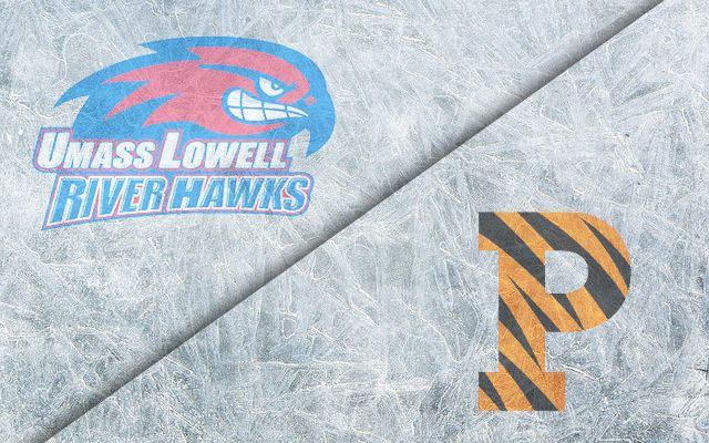 Preview: UMass Lowell River Hawks at Princeton University Tigers