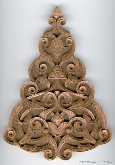 Wood carving ve