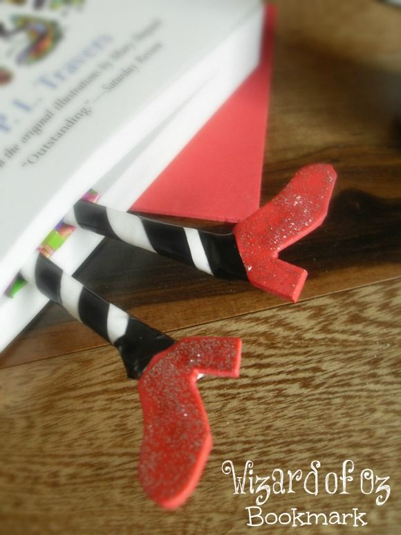 Bookmark Craft Ideas For Kids Part - 48: Wizard Of Oz Party Games U0026 Craft For Kids