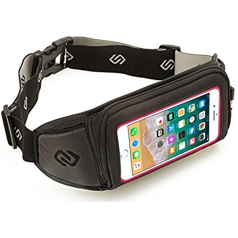 Sporteer Running Belt for iPhone X, iPhone 8 Plus