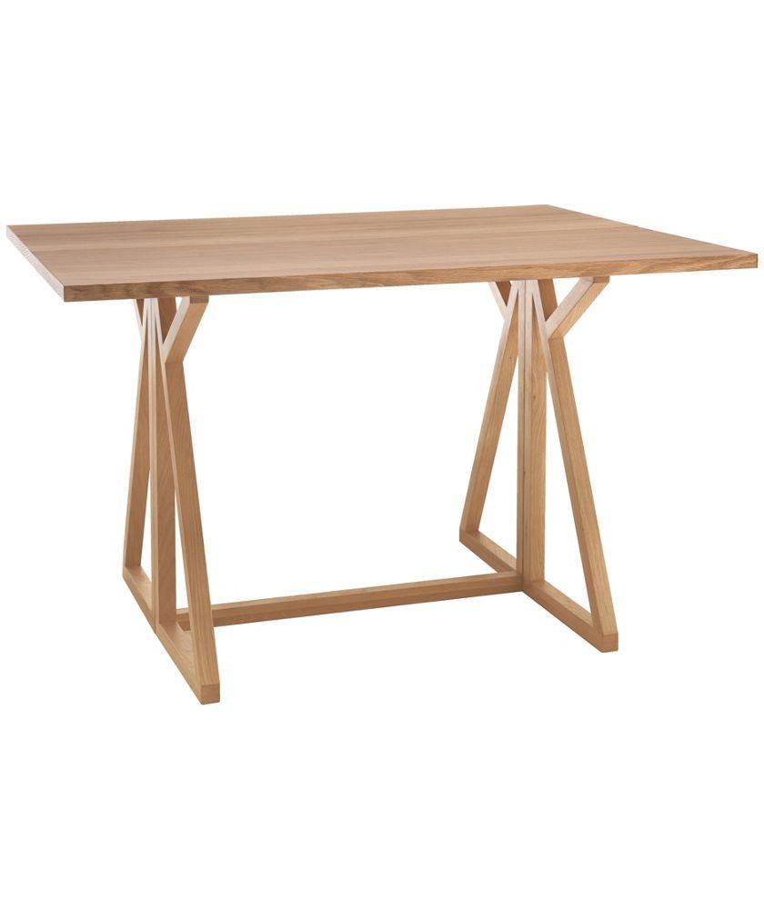 Argos Folding Kitchen Table And Chairs: Buy Habitat Heath 2-4 Seat Oak Folding Dining Table At