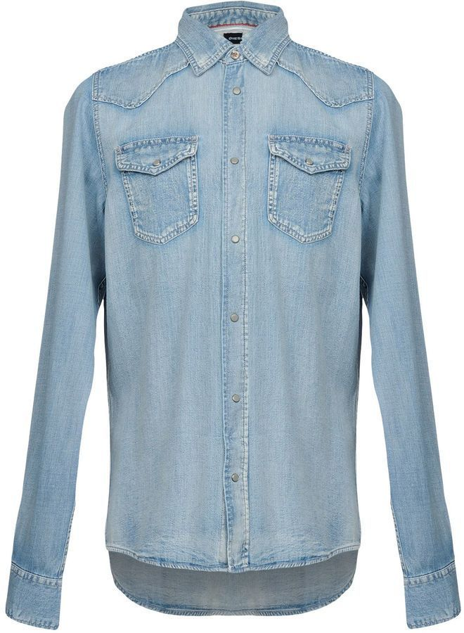 7767eefd6b Diesel Denim shirts