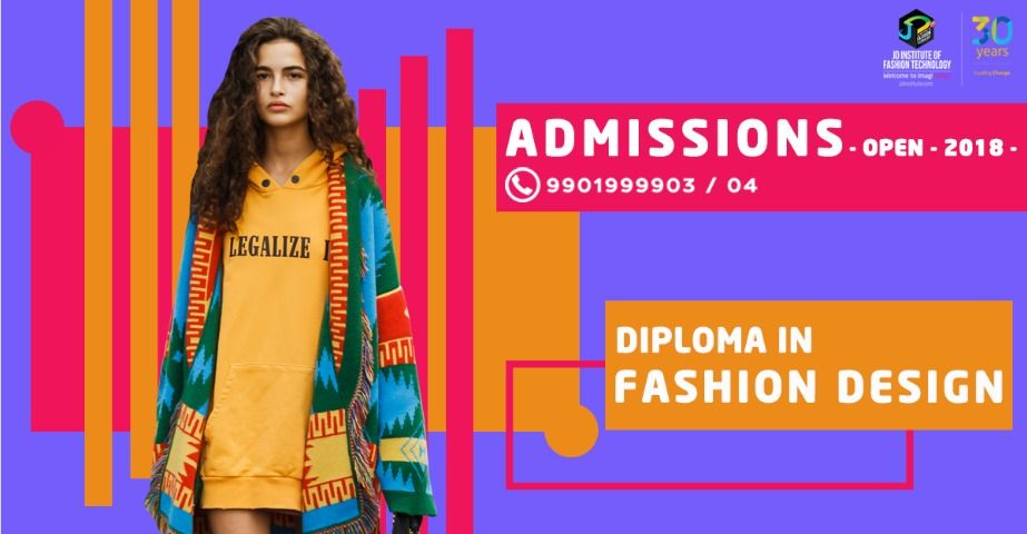 Pg Diploma In Fashion Communication 2 Years Fashion Communication Diploma In Fashion Designing Technology Fashion