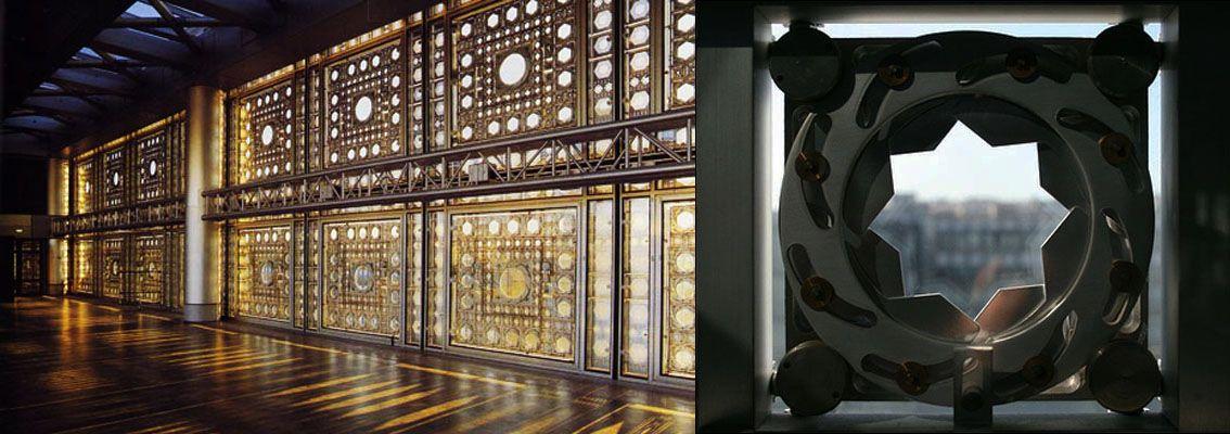 Istituto Del Mondo Arabo Jean Nouvel Paris Architecture Now