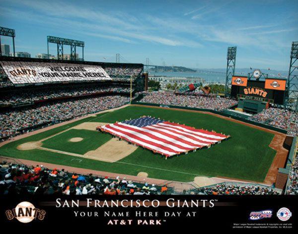 San Francisco Giants Stadium Wallpaper: Pin By Gigi Myers On SF Giants Play Ball..